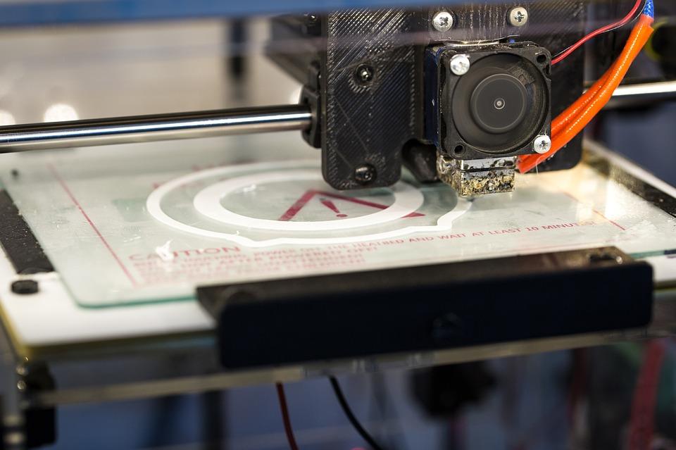 Zakázkový 3D Tisk